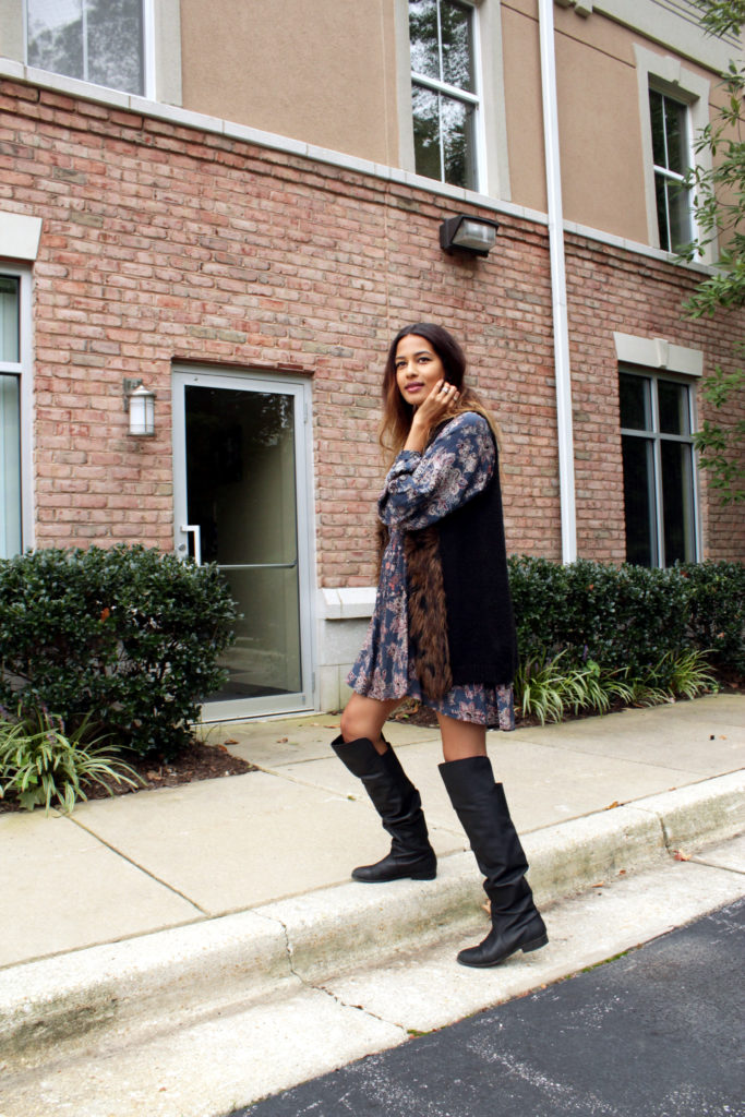 Bump Style: Over The Knee Boots for Fall