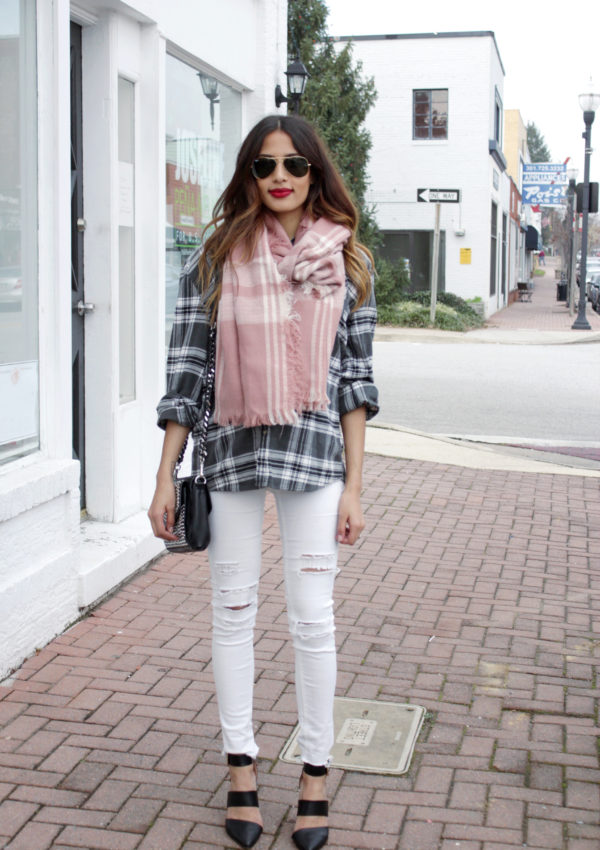 Bump Style: Plaid on Plaid