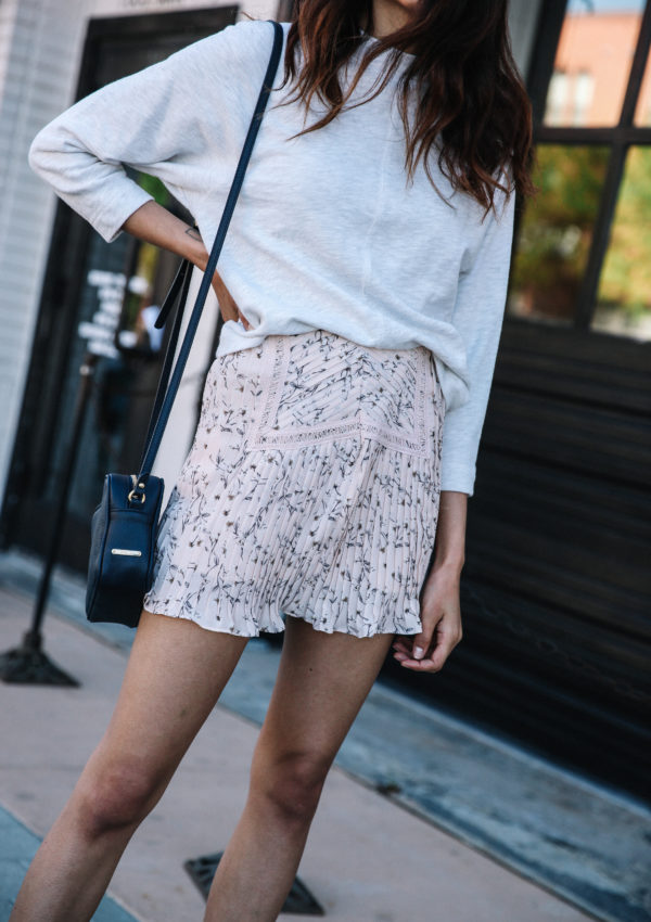 Top 10 Floral Skirts For Spring