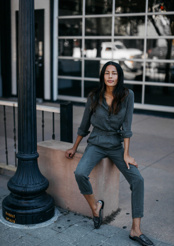 The Jumpsuit – The Summer to Fall Transition Piece