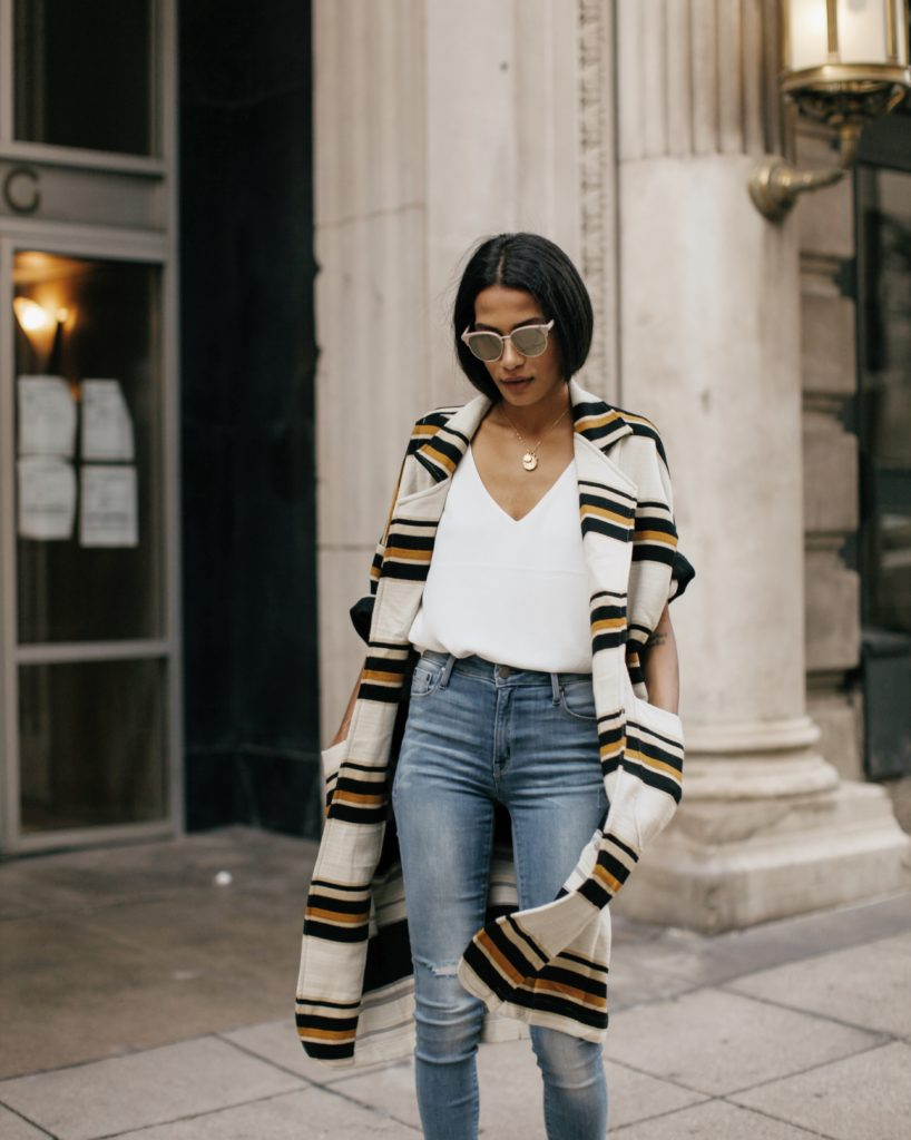 The Lightweight Jacket | Fall Transition Piece Under $200