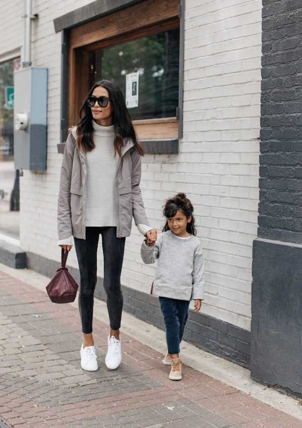Fall's Best Athlesiure | Mini Me Style with Athleta