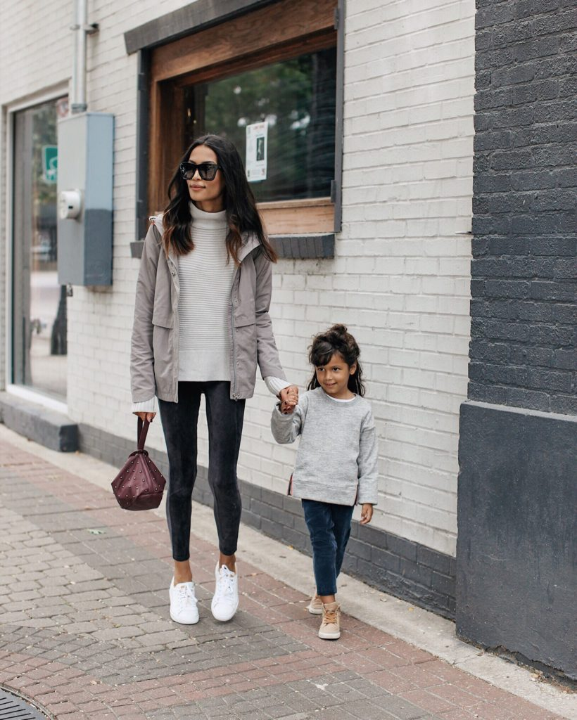 The Best Athlesiure for Fall / Mini Me Style