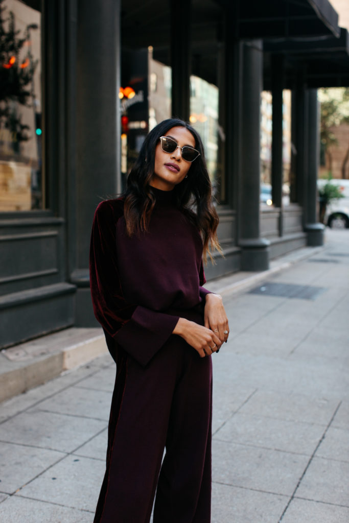 Fall Trend: Red on Red // Read the Full Story on www.DiscoDaydream.com @discodaydream