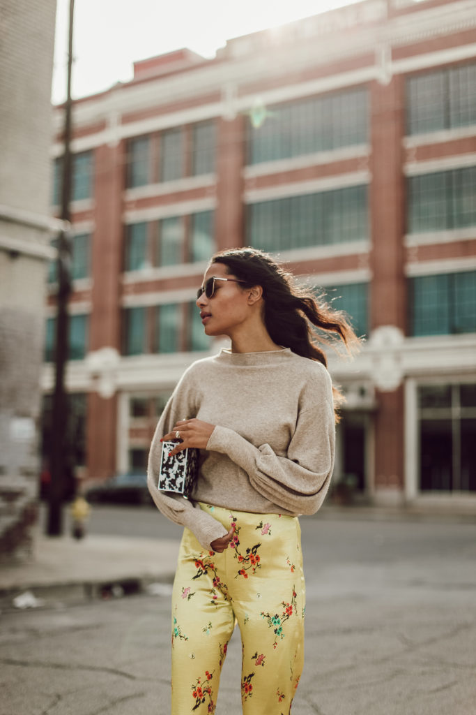 Unexpected Outfit Combinations for Fall | www.DISCODAYDREAM.com @daydream