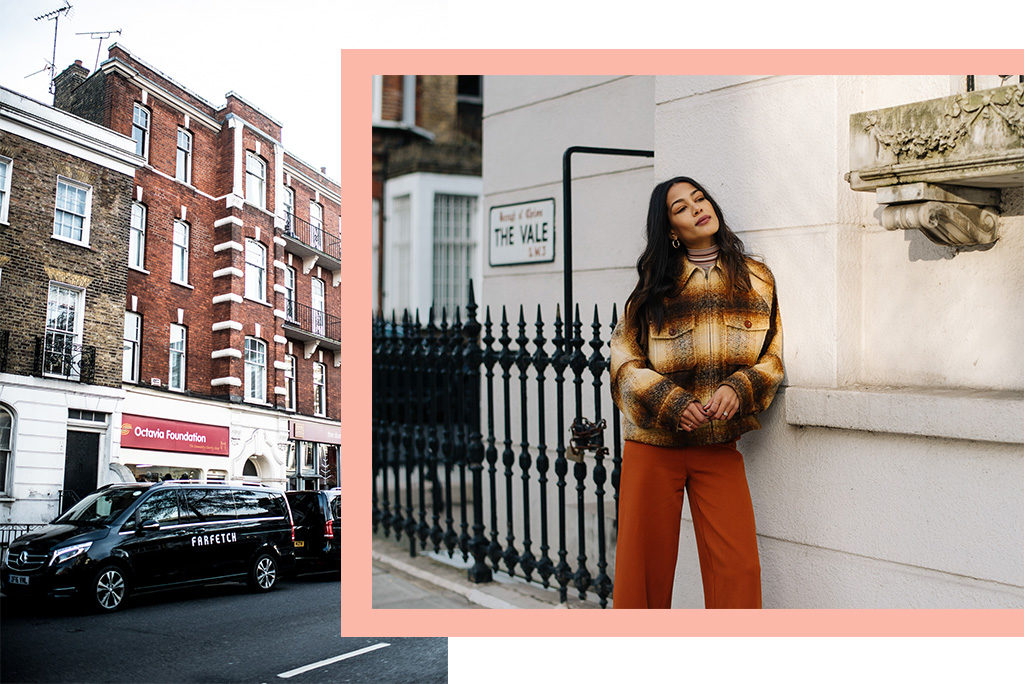 London Travel Diary | Festive with Farfetch